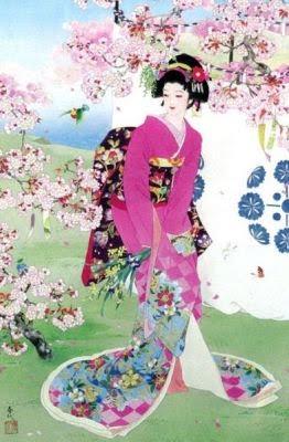 Классическое кимоно