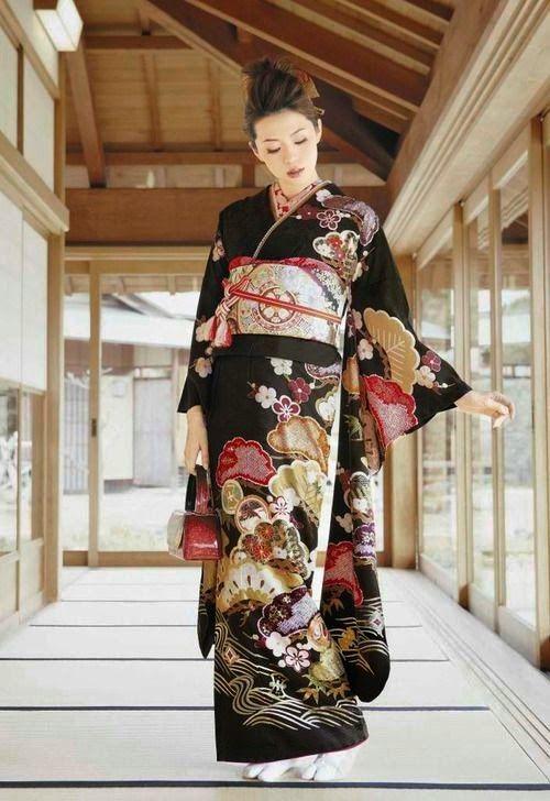 Кимоно из дорамы