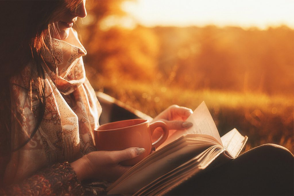 Вечер с интересными книгами